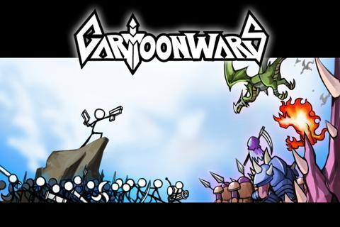 Cartoon Wars 1.1.7 Screenshot 1