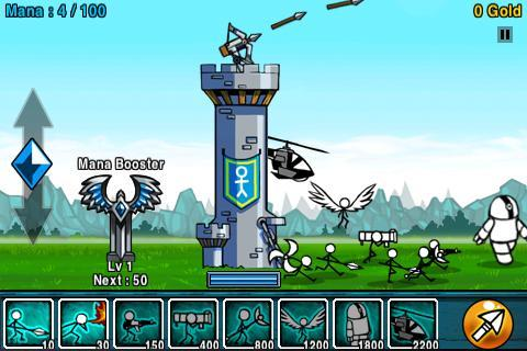 Cartoon Wars 1.1.7 Screenshot 2