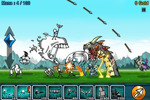Cartoon Wars 1.1.7 Screenshot 3