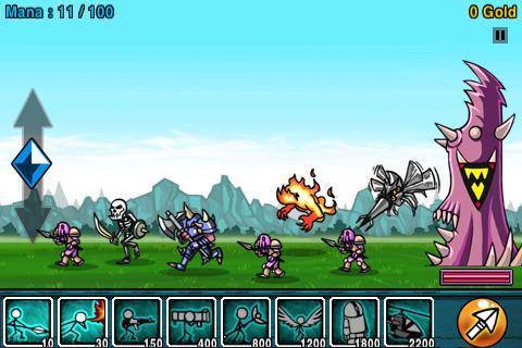 Cartoon Wars 1.1.7 Screenshot 4