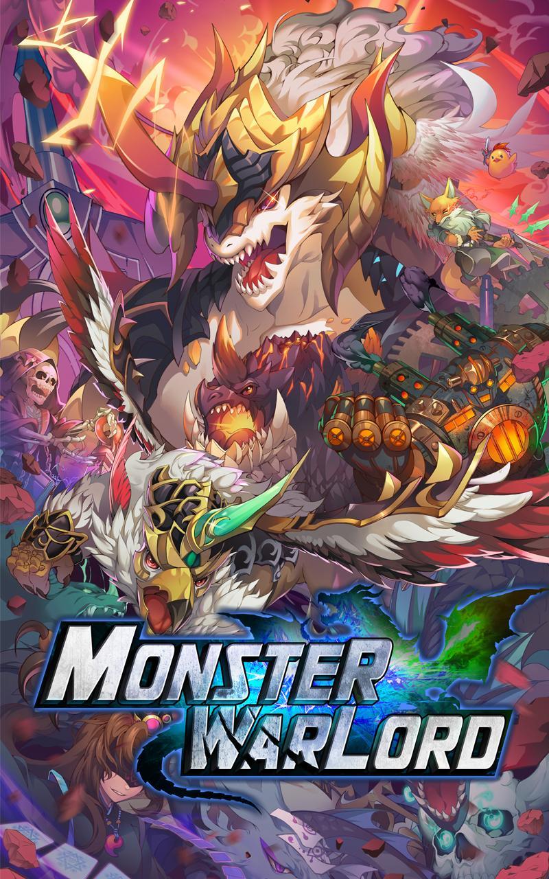 Monster Warlord 6.9.3 Screenshot 1