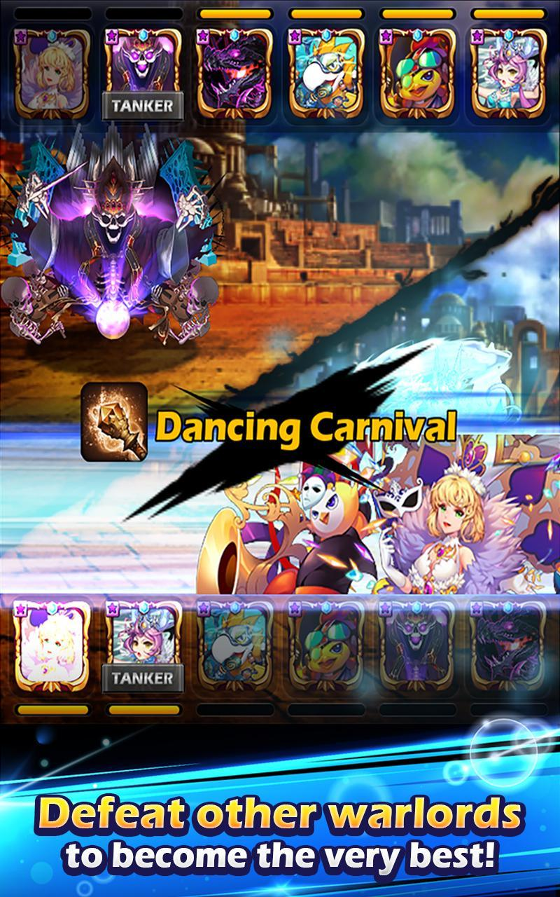 Monster Warlord 6.9.3 Screenshot 10