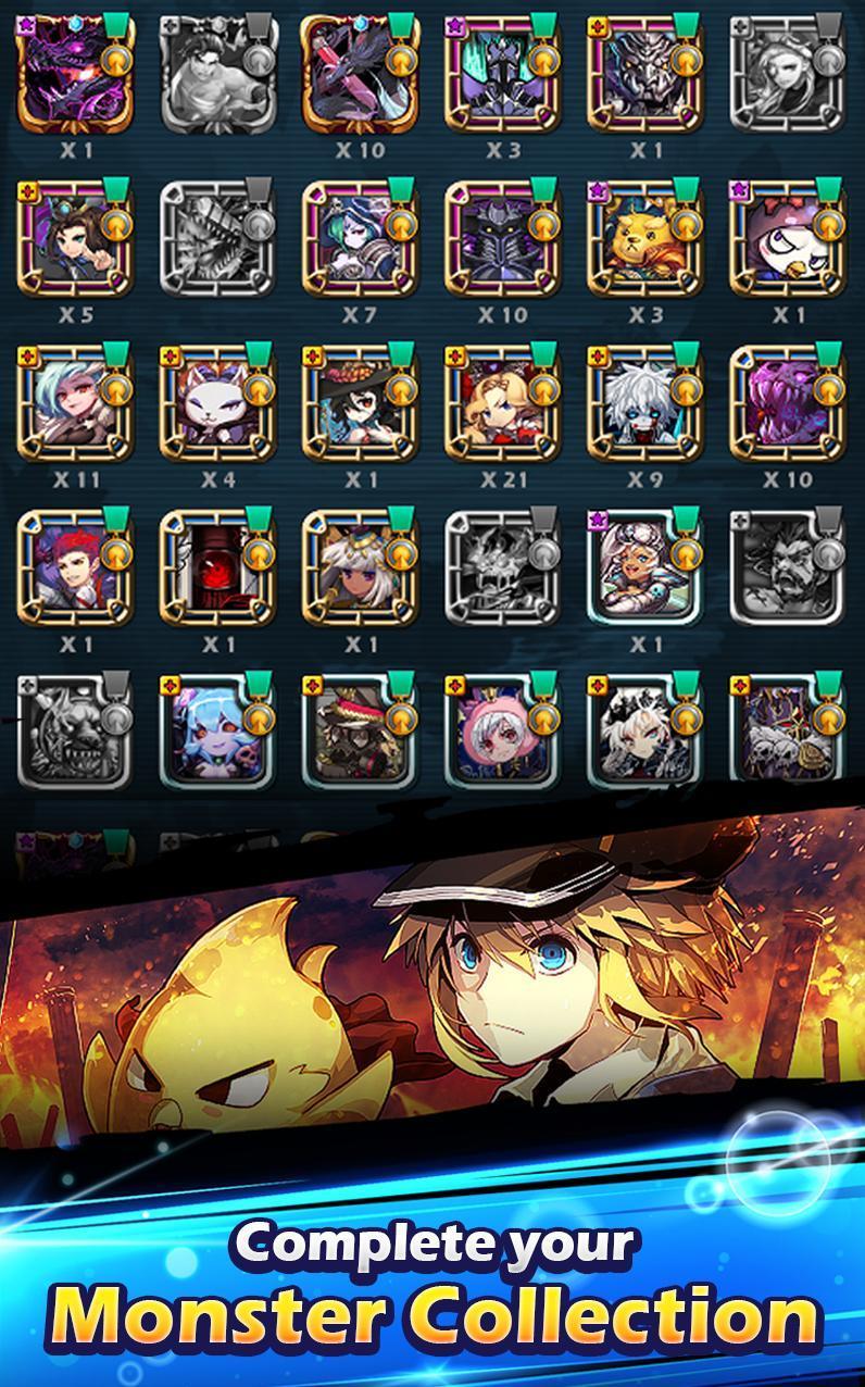 Monster Warlord 6.9.3 Screenshot 15