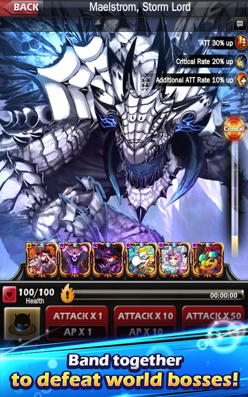 Monster Warlord 6.9.3 Screenshot 2