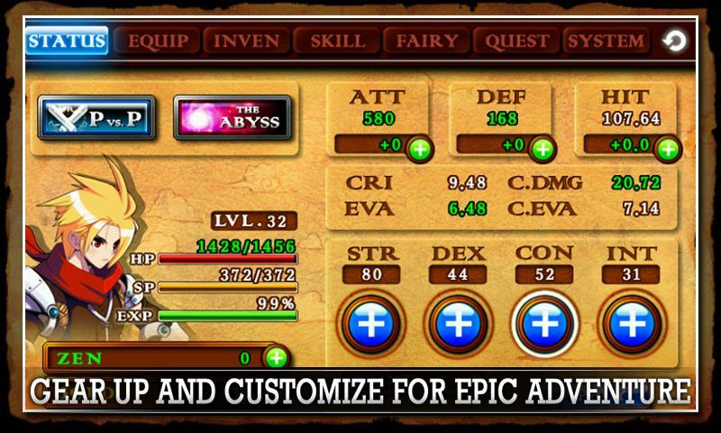 ZENONIA® 4 1.2.5 Screenshot 5