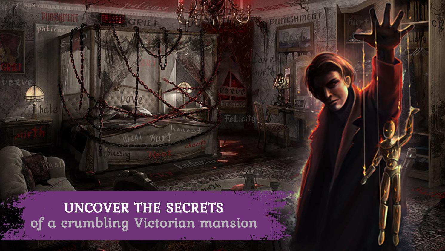 Panic Room | House of secrets 1.4.3 Screenshot 6