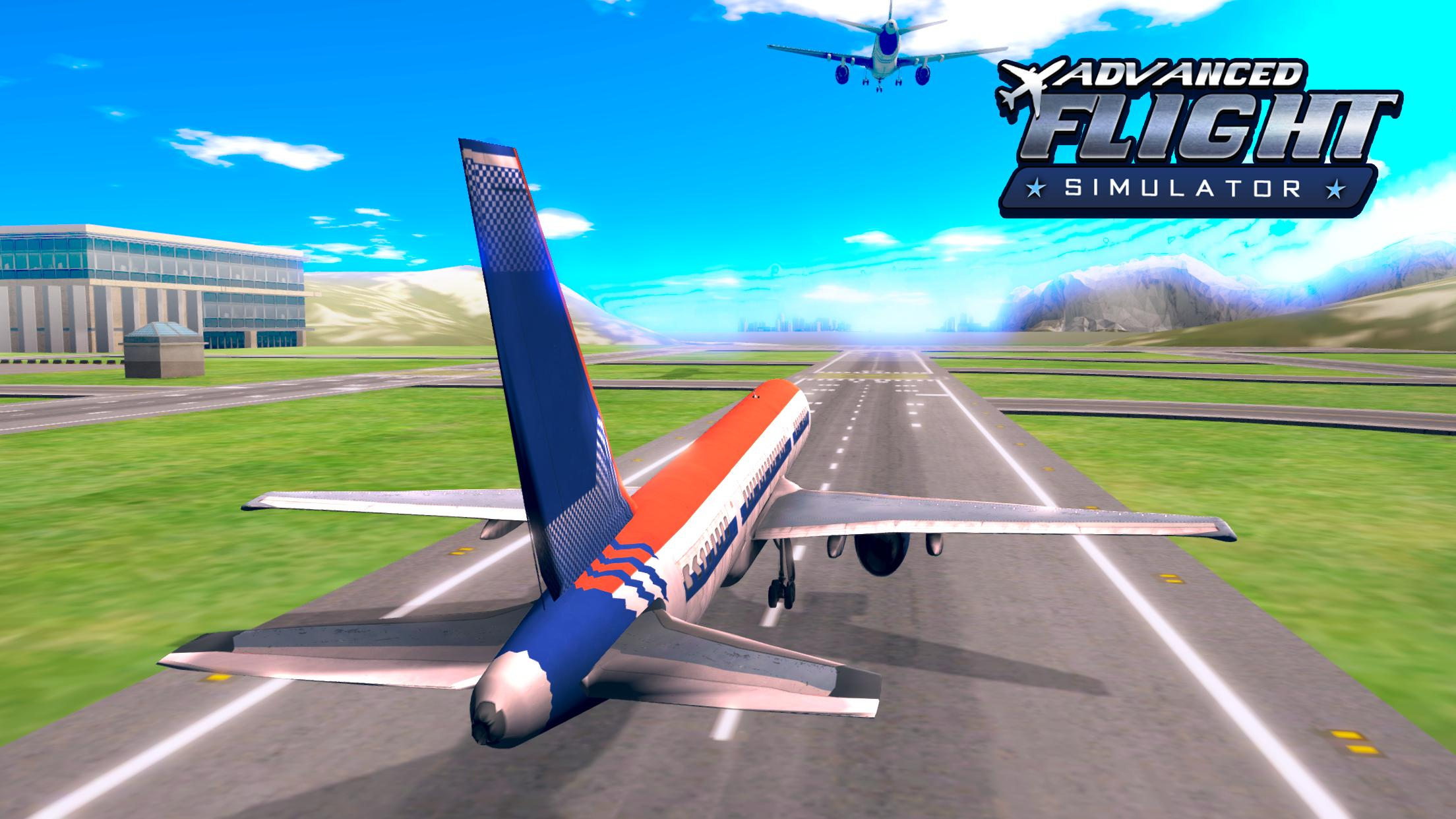 Airplane Real Flight Simulator 2020 Plane Games 5.4 Screenshot 3