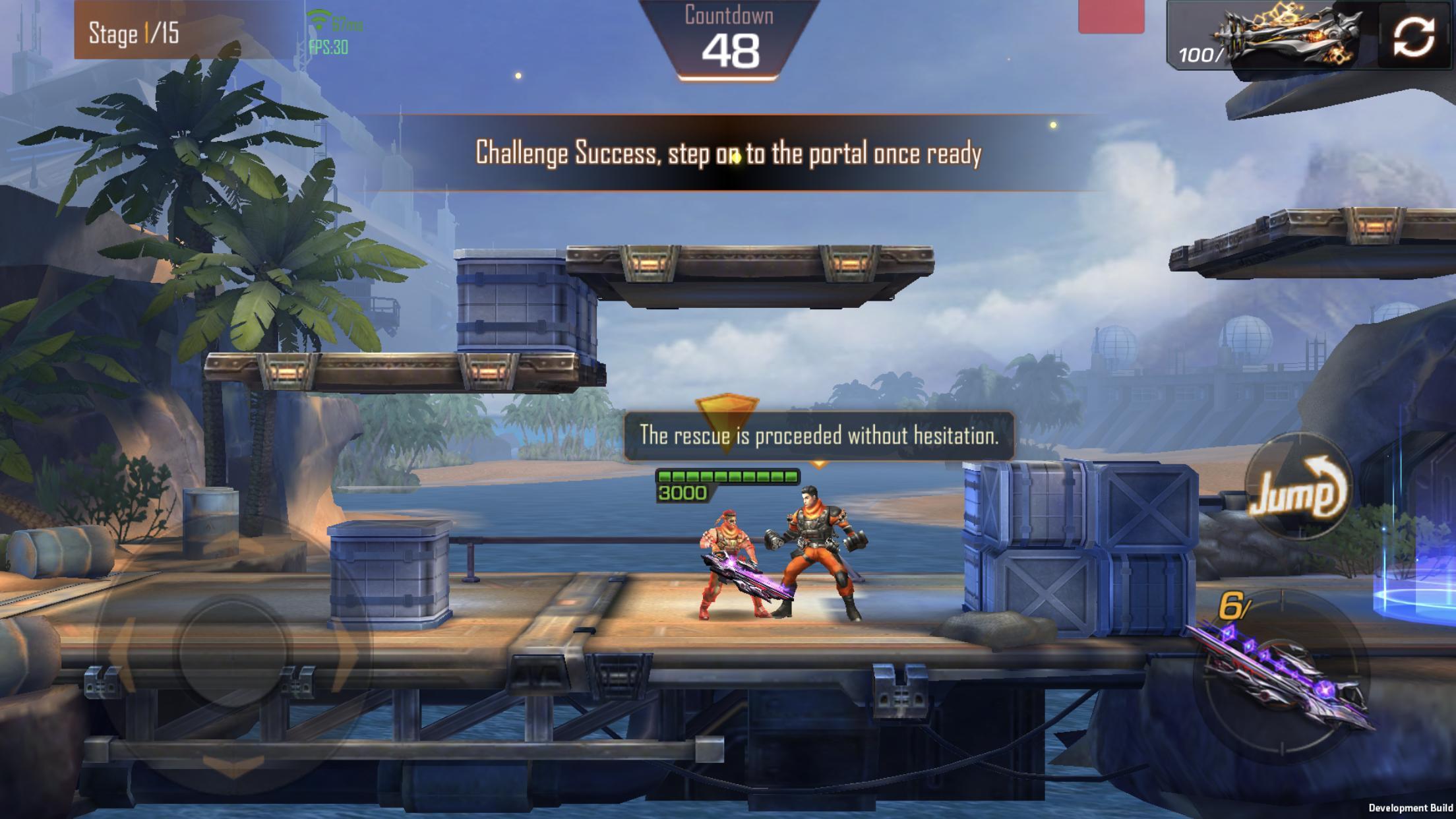 Garena Contra Returns 1.29.72.2715 Screenshot 18