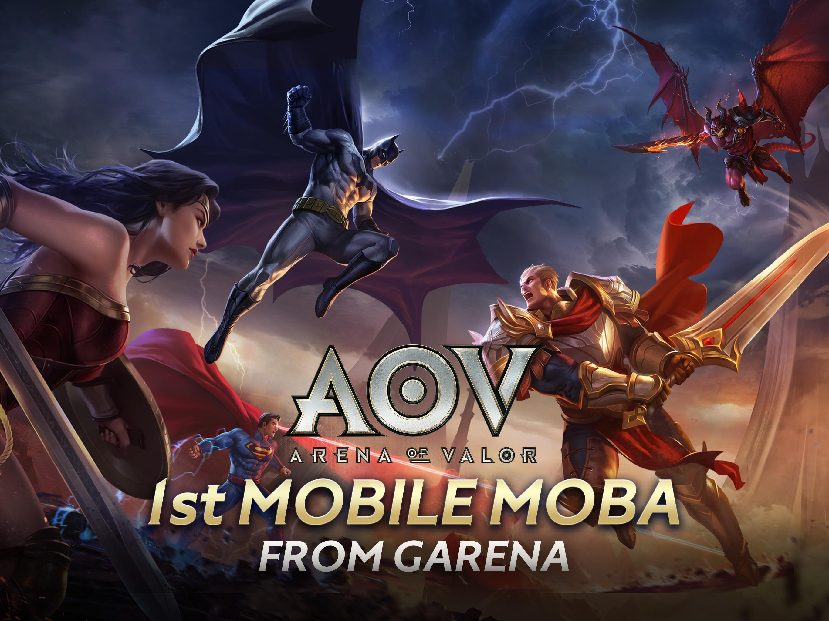 Garena AOV - Arena of Valor 1.27.1.2 Screenshot 10