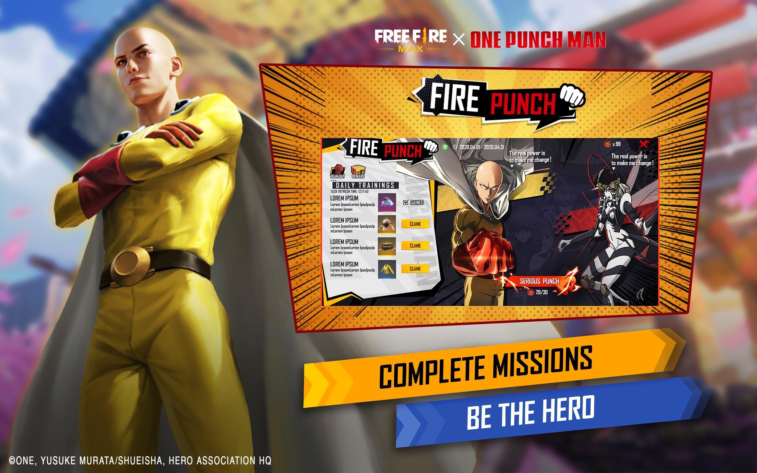 Garena Free Fire MAX 2.59.2 Screenshot 3
