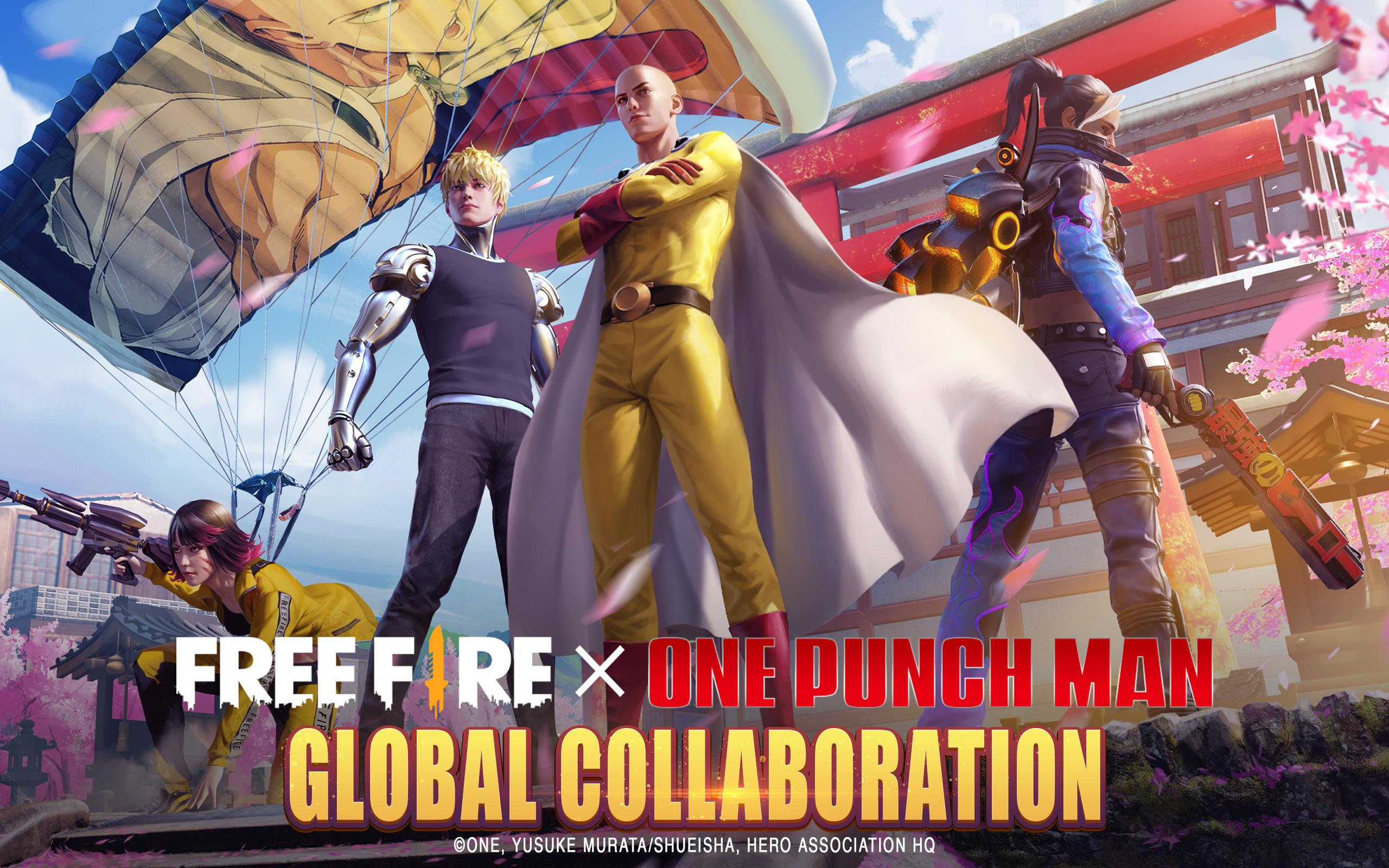 Garena Free Fire: Rampage 1.54.1 Screenshot 1