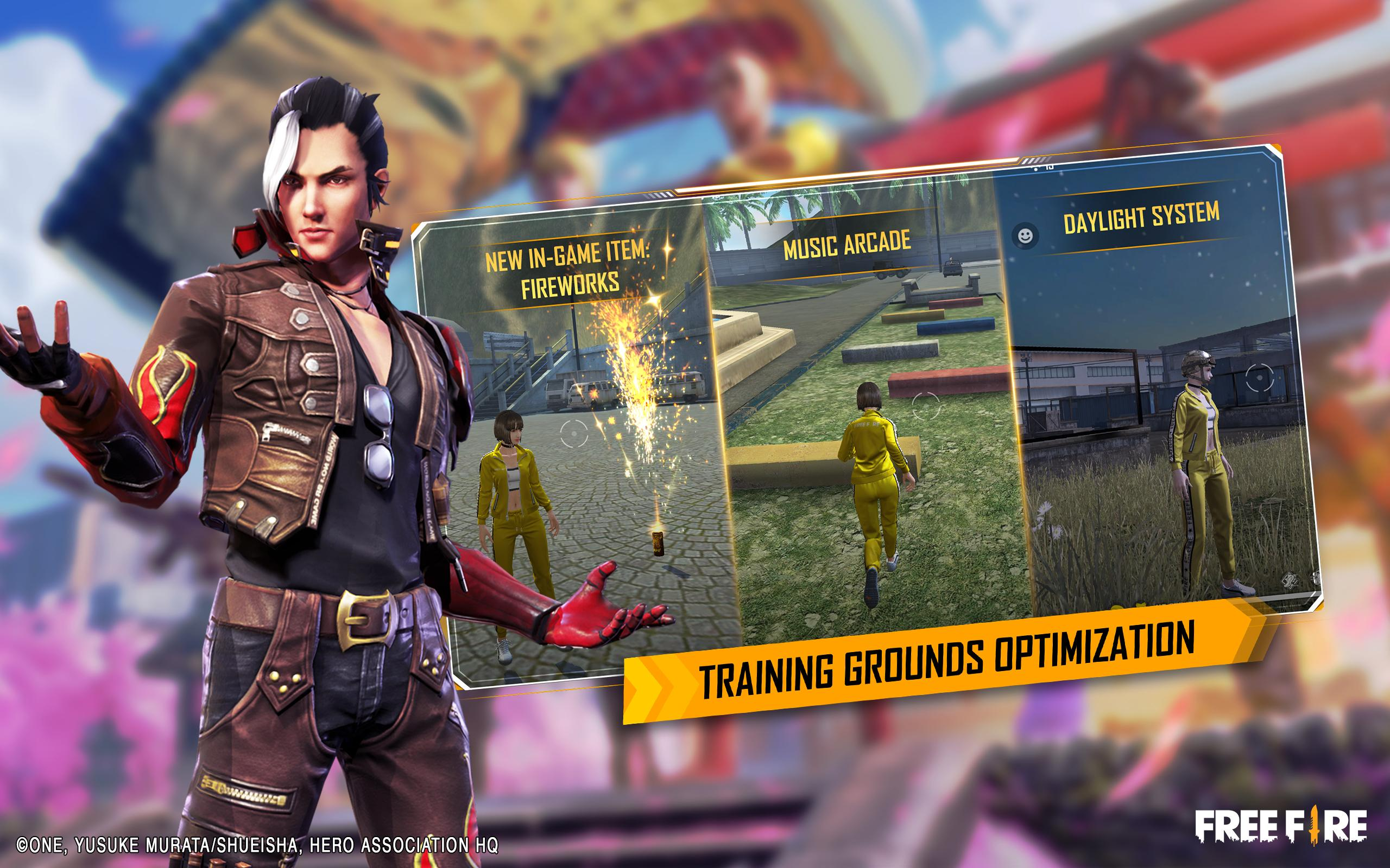Garena Free Fire: Rampage 1.54.1 Screenshot 10
