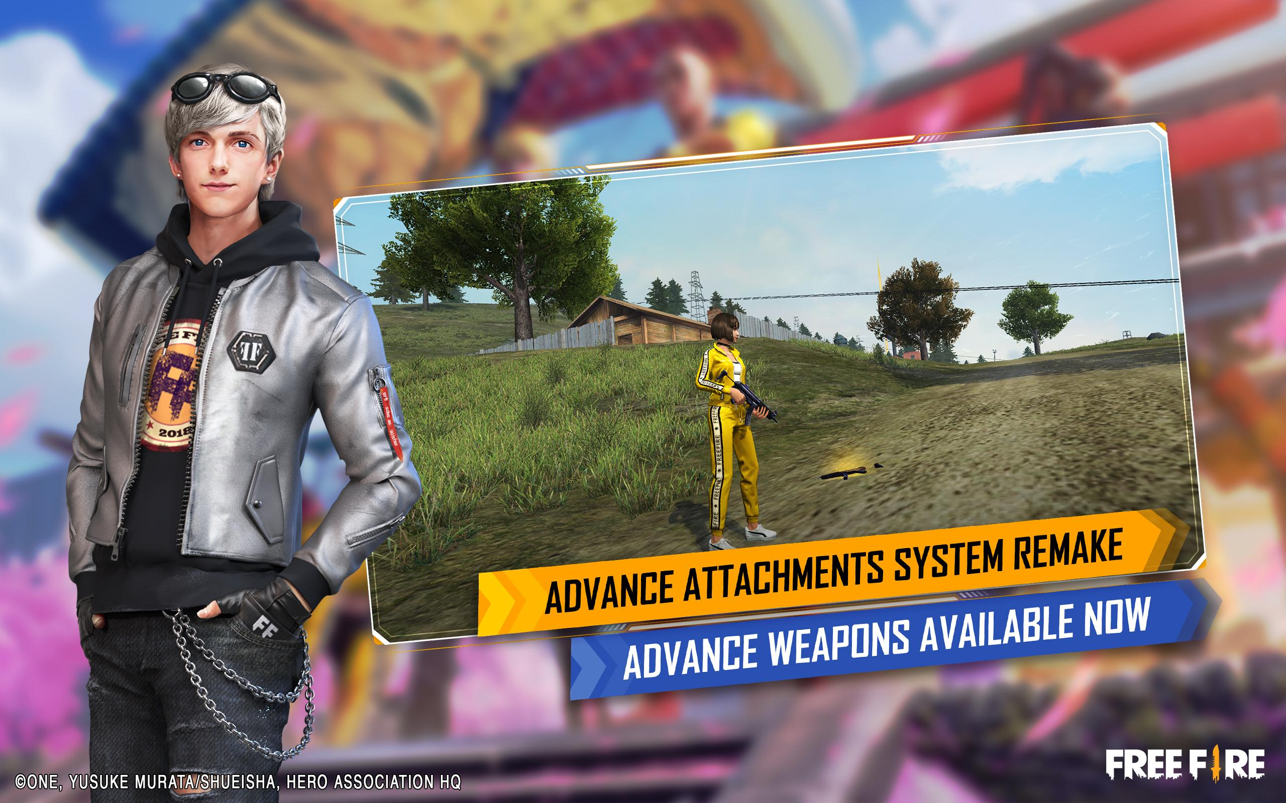 Garena Free Fire: Rampage 1.54.1 Screenshot 11