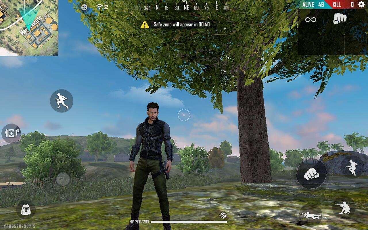 Garena Free Fire: Rampage 1.54.1 Screenshot 12