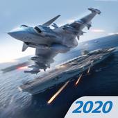 Modern Warplanes Sky fighters PvP Jet Warfare app icon