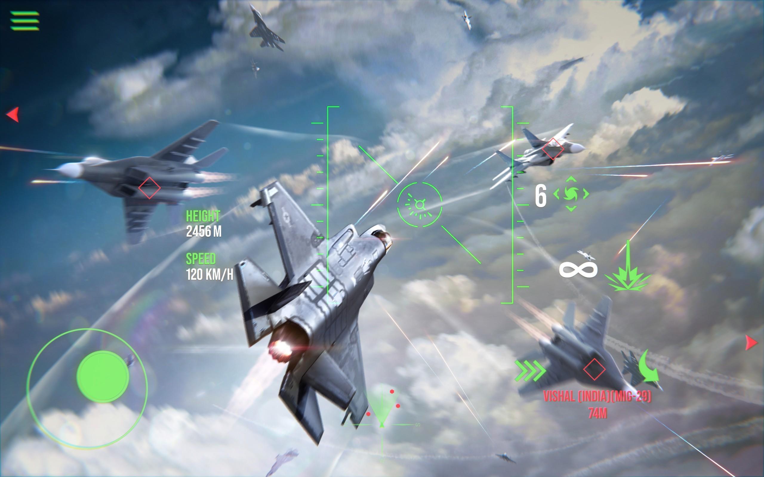 Modern Warplanes Sky fighters PvP Jet Warfare 1.14.0 Screenshot 12