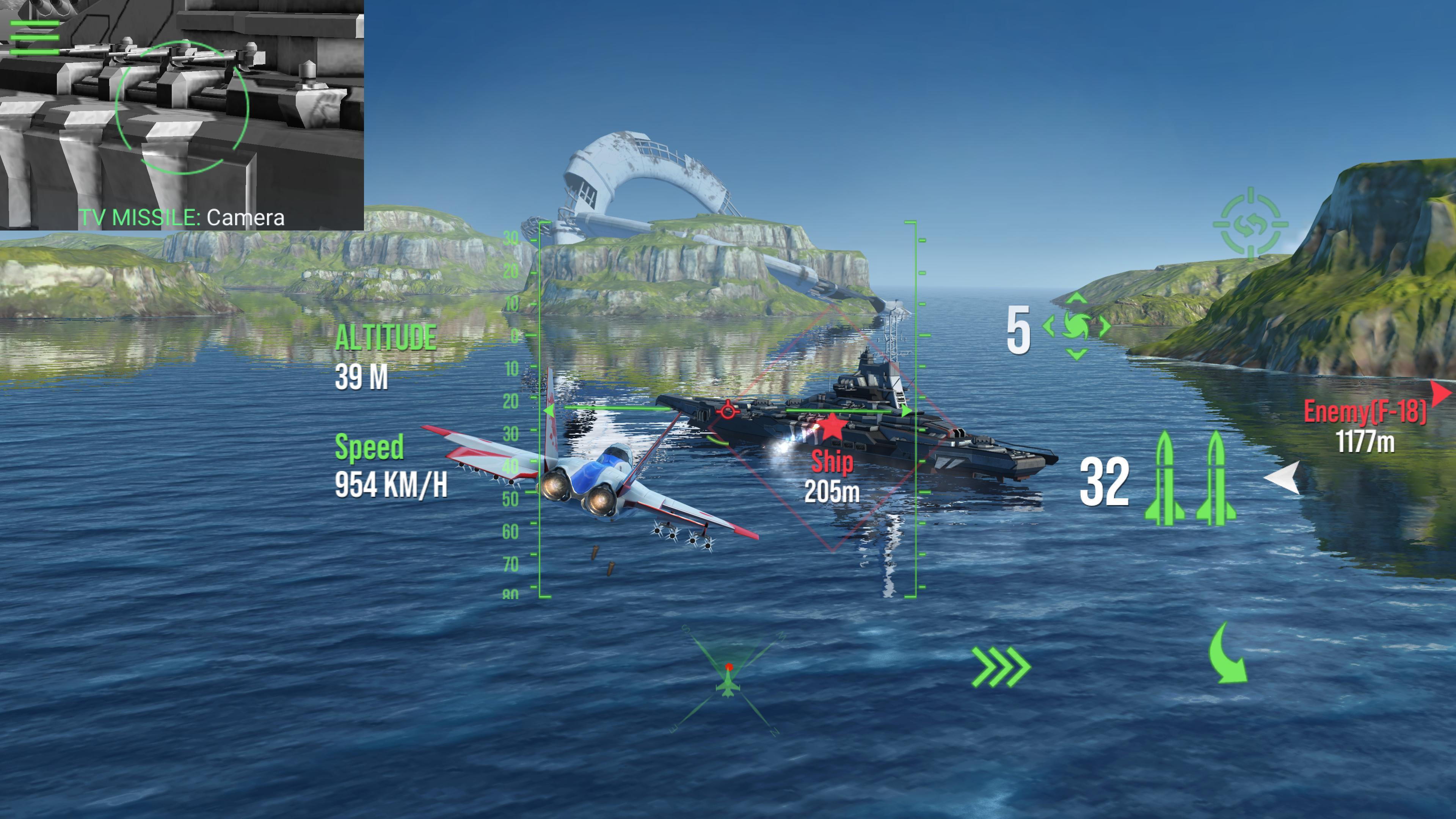 Modern Warplanes Sky fighters PvP Jet Warfare 1.14.0 Screenshot 15