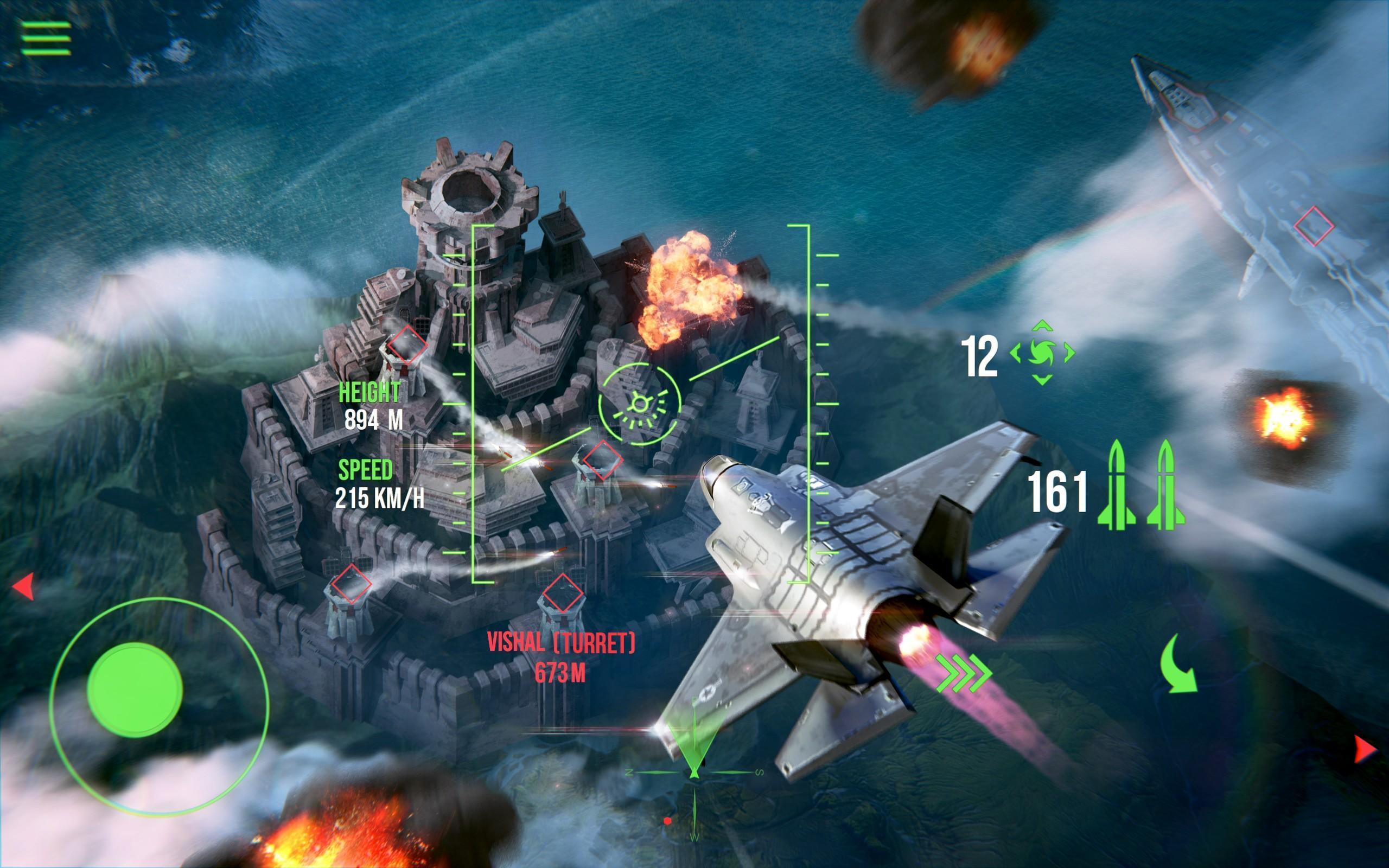 Modern Warplanes Sky fighters PvP Jet Warfare 1.14.0 Screenshot 5
