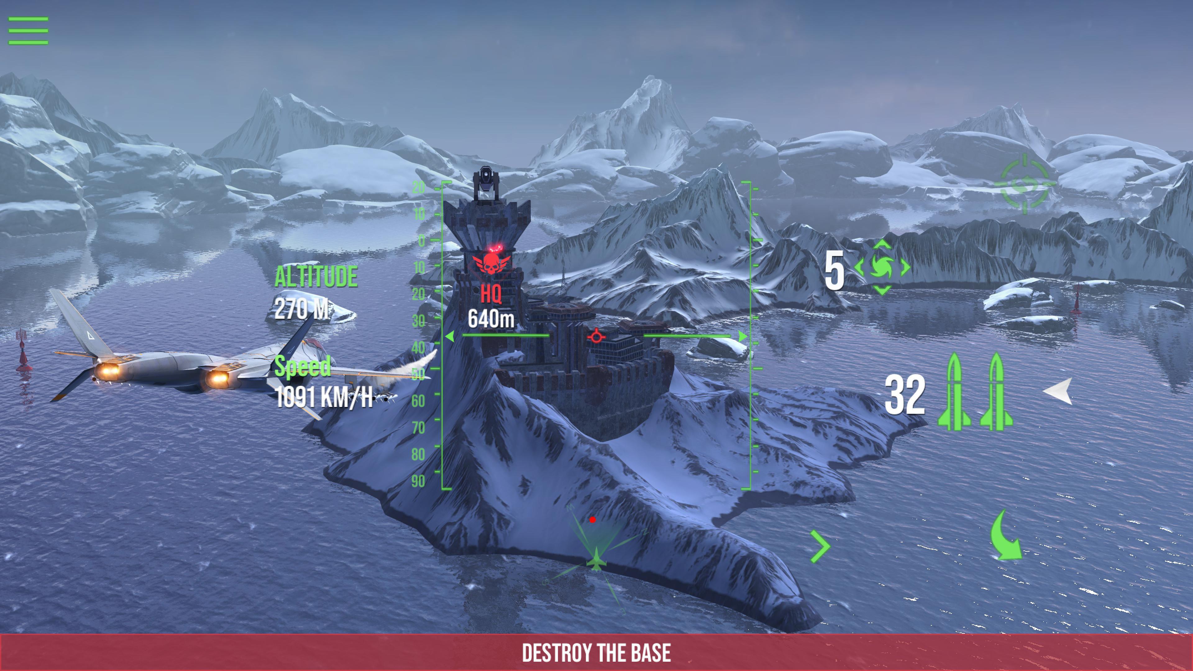 Modern Warplanes Sky fighters PvP Jet Warfare 1.14.0 Screenshot 8