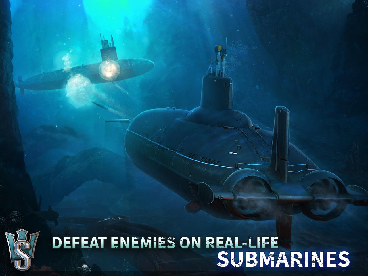 WORLD of SUBMARINES: Navy Shooter 3D Wargame 2.0.4 Screenshot 13