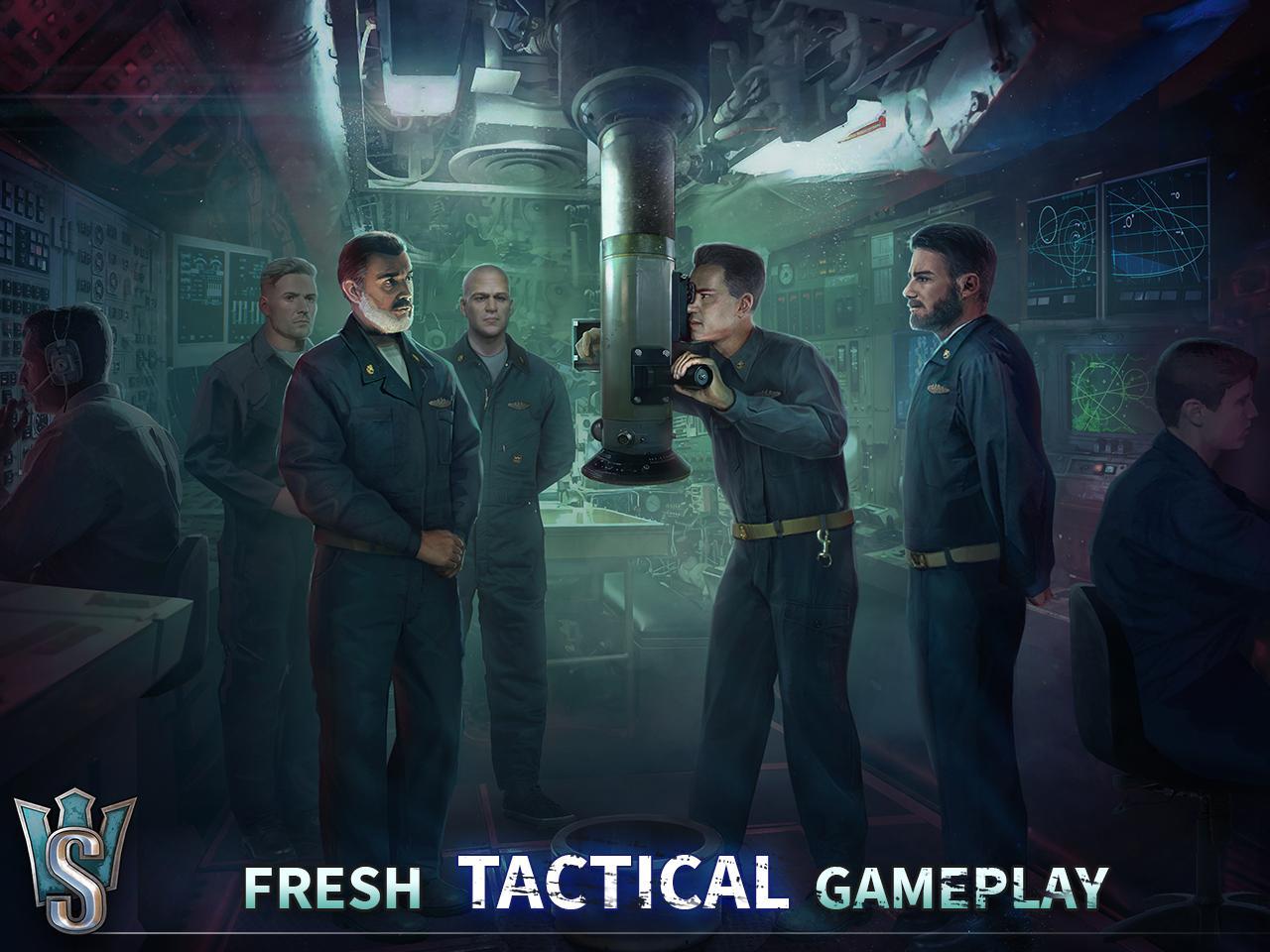 WORLD of SUBMARINES: Navy Shooter 3D Wargame 2.0.4 Screenshot 16