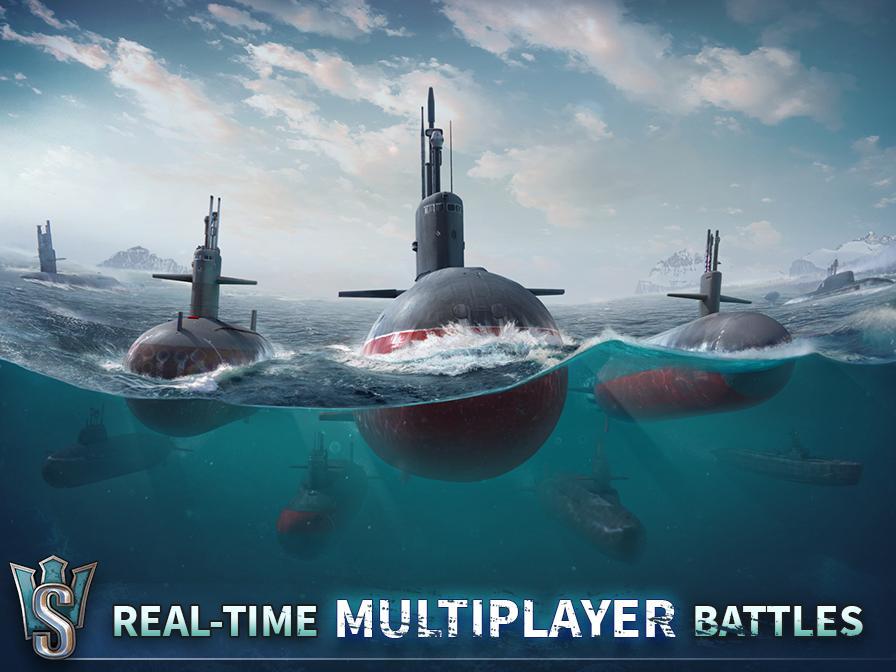 WORLD of SUBMARINES: Navy Shooter 3D Wargame 2.0.4 Screenshot 20