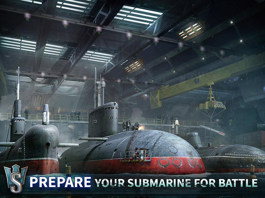 WORLD of SUBMARINES: Navy Shooter 3D Wargame 2.0.4 Screenshot 22