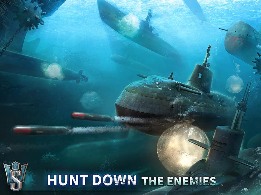WORLD of SUBMARINES: Navy Shooter 3D Wargame 2.0.4 Screenshot 23