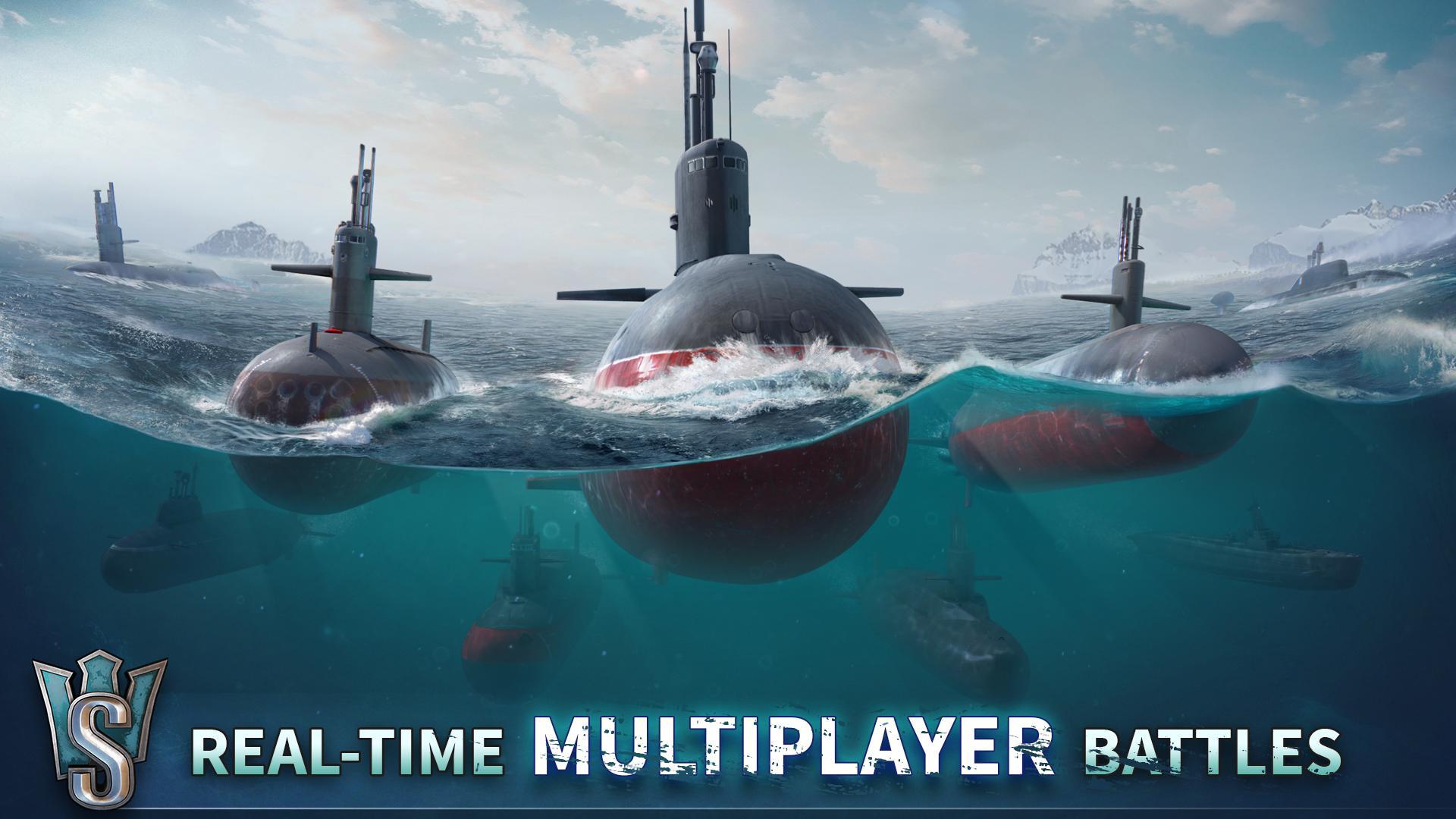 WORLD of SUBMARINES: Navy Shooter 3D Wargame 2.0.4 Screenshot 4