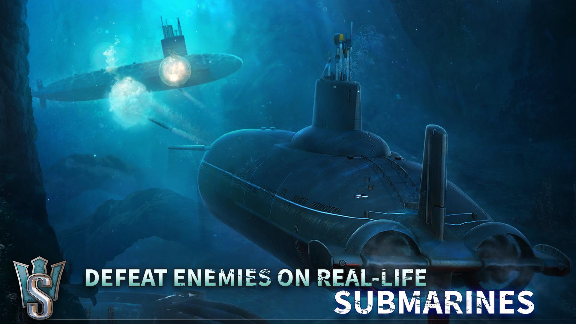 WORLD of SUBMARINES: Navy Shooter 3D Wargame 2.0.4 Screenshot 5