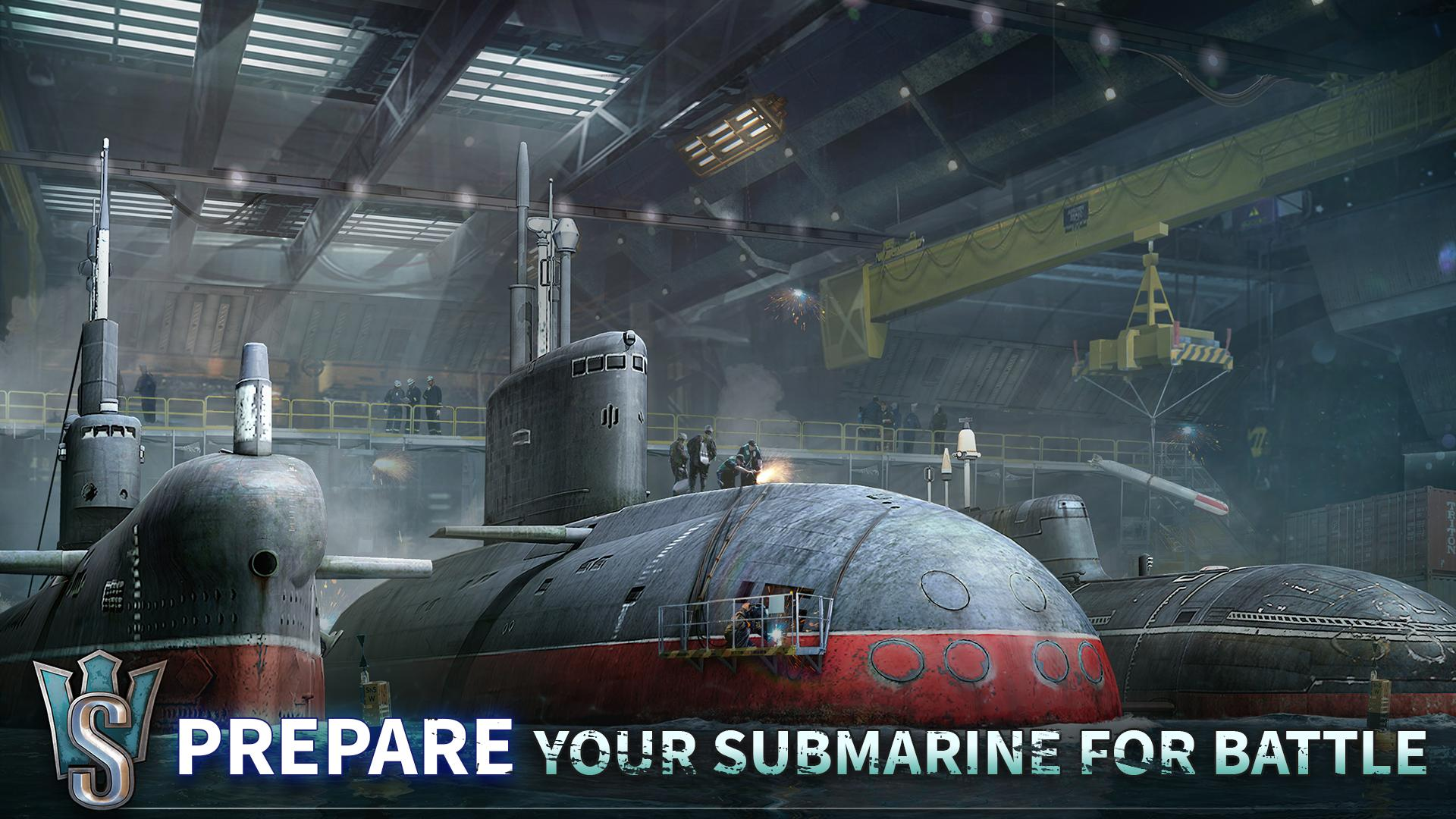 WORLD of SUBMARINES: Navy Shooter 3D Wargame 2.0.4 Screenshot 6