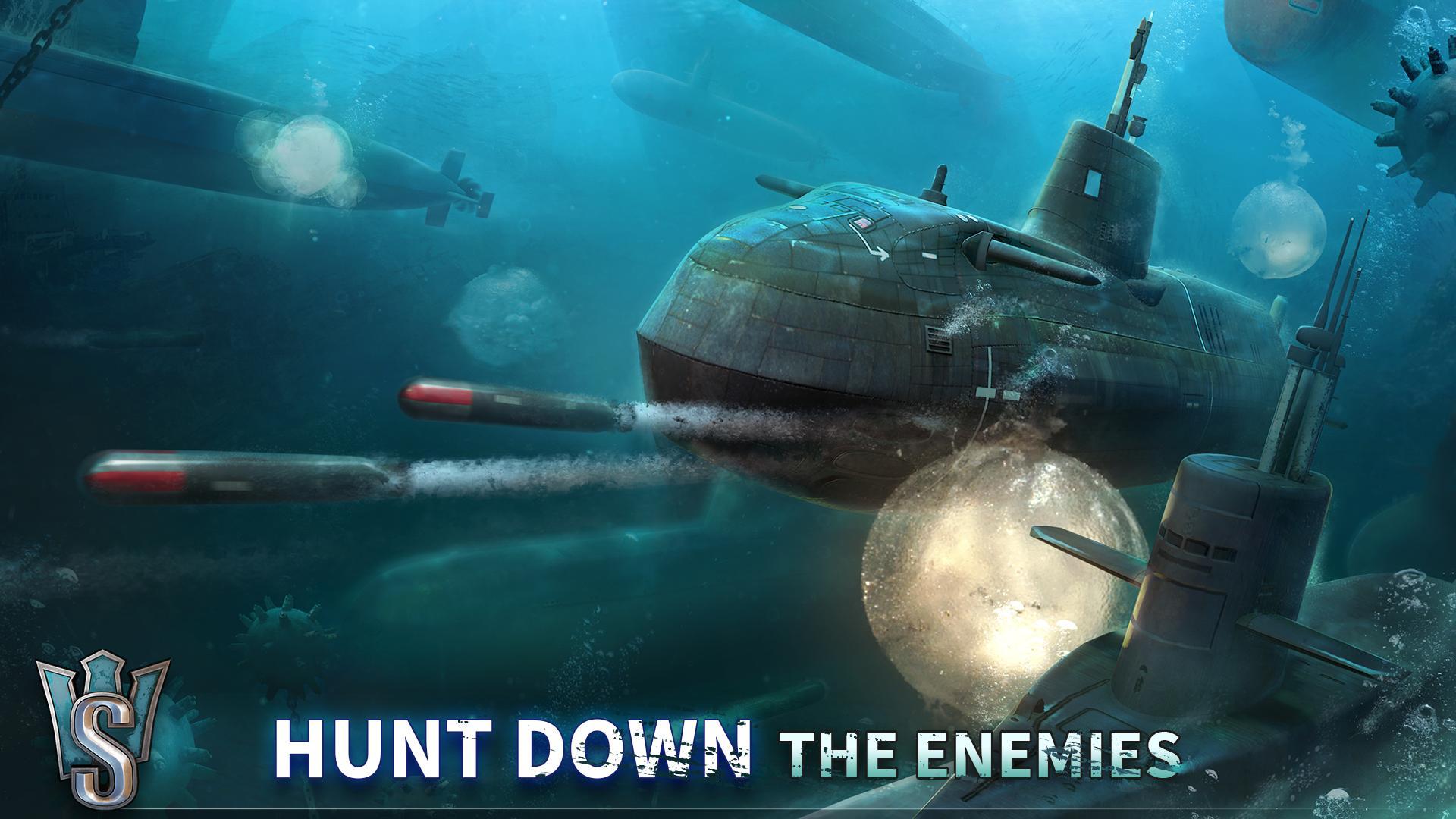 WORLD of SUBMARINES: Navy Shooter 3D Wargame 2.0.4 Screenshot 7