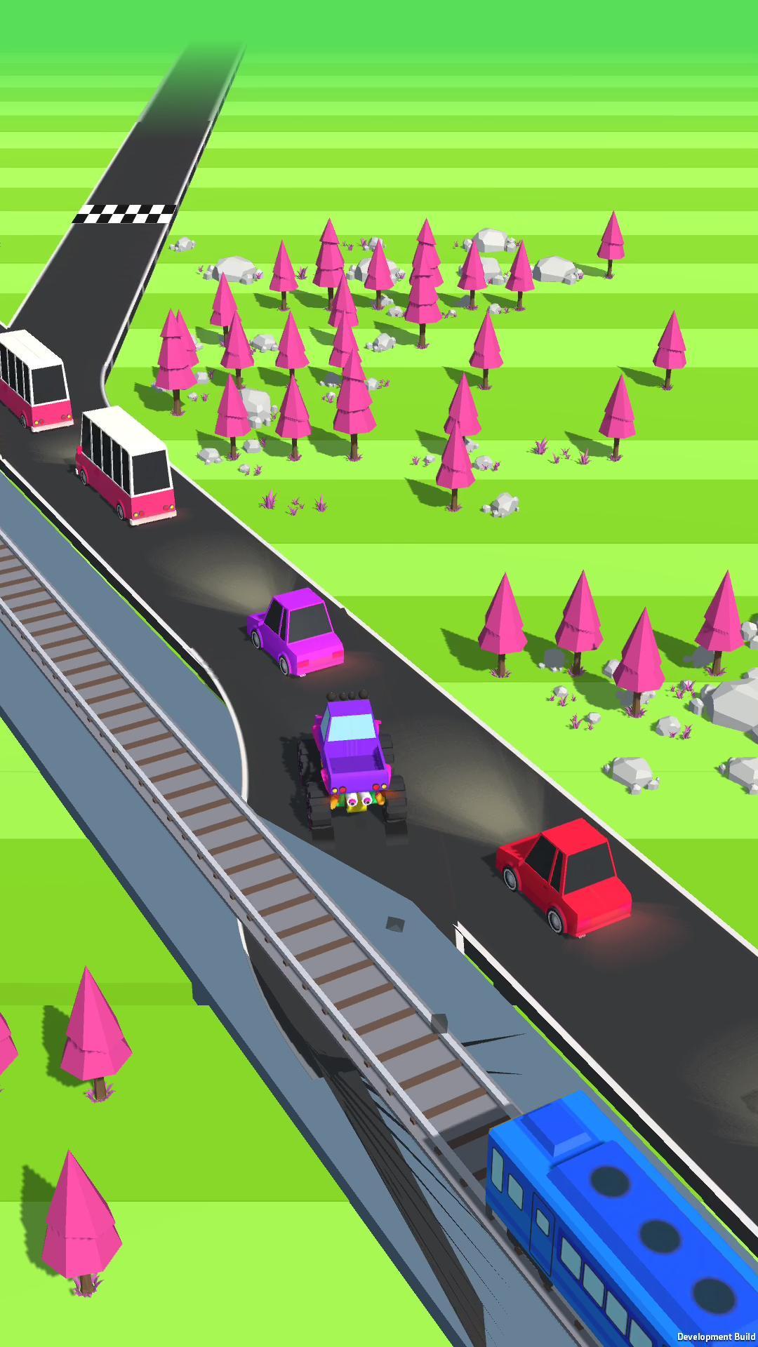 Traffic Run! 1.8.0 Screenshot 2