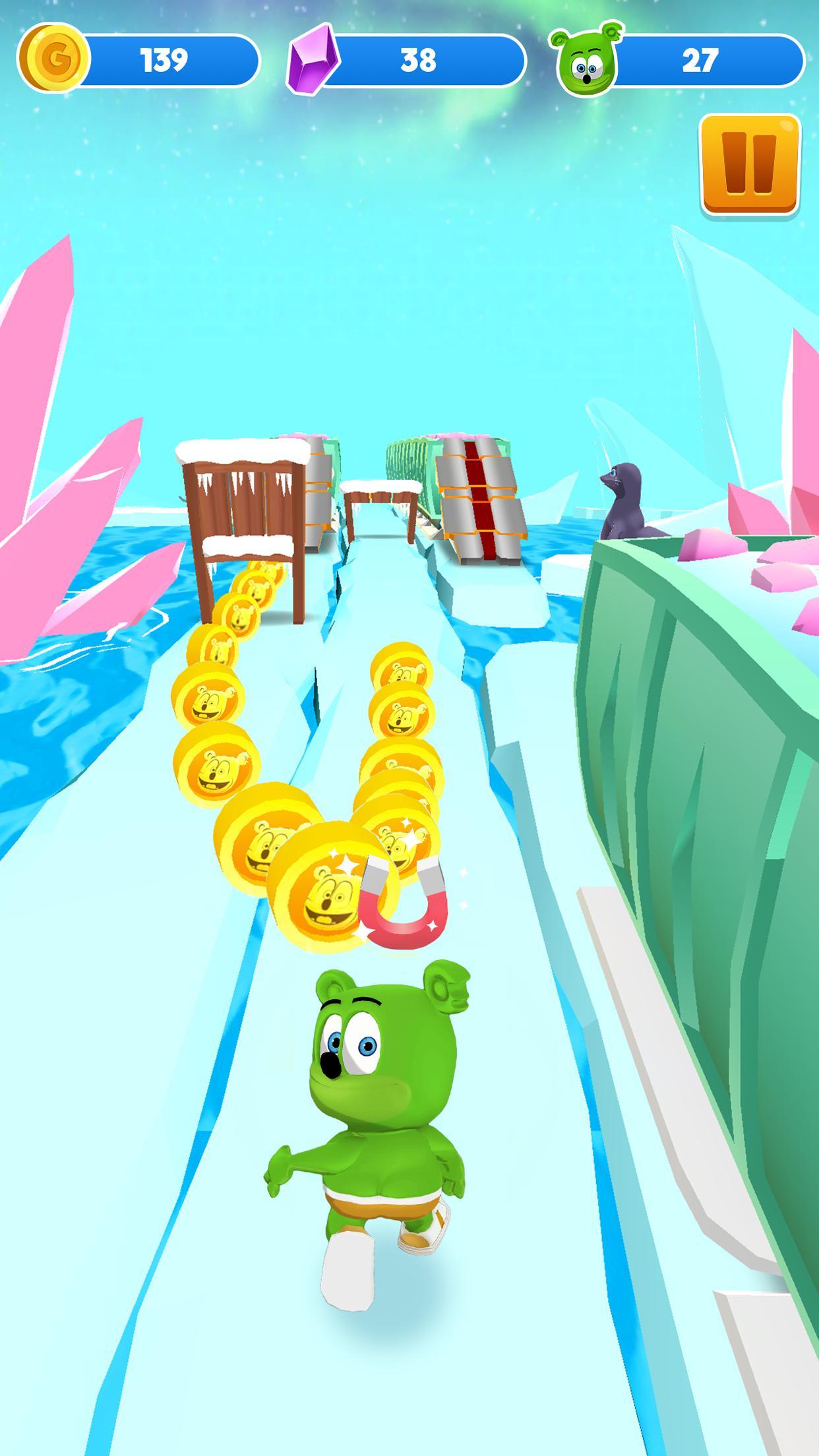 Gummy Bear Running - Endless Runner 2020 1.2.10 Screenshot 2