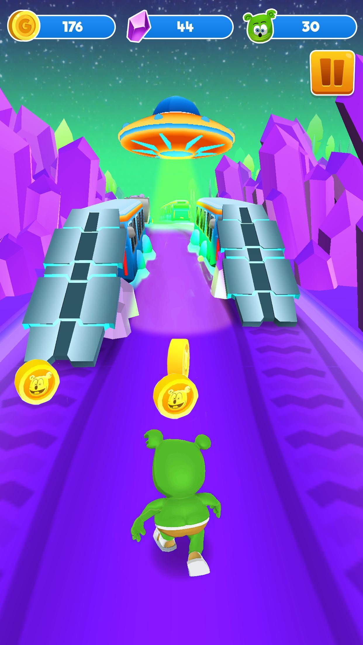 Gummy Bear Running - Endless Runner 2020 1.2.10 Screenshot 3