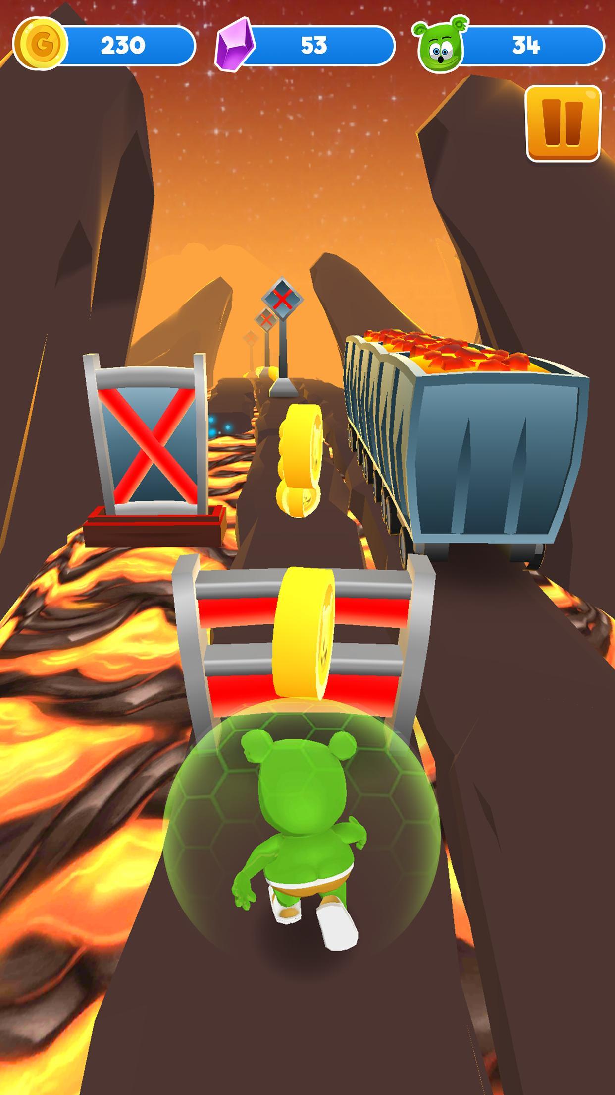 Gummy Bear Running - Endless Runner 2020 1.2.10 Screenshot 4