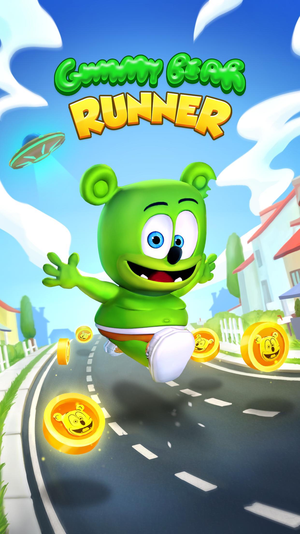 Gummy Bear Running - Endless Runner 2020 1.2.10 Screenshot 5