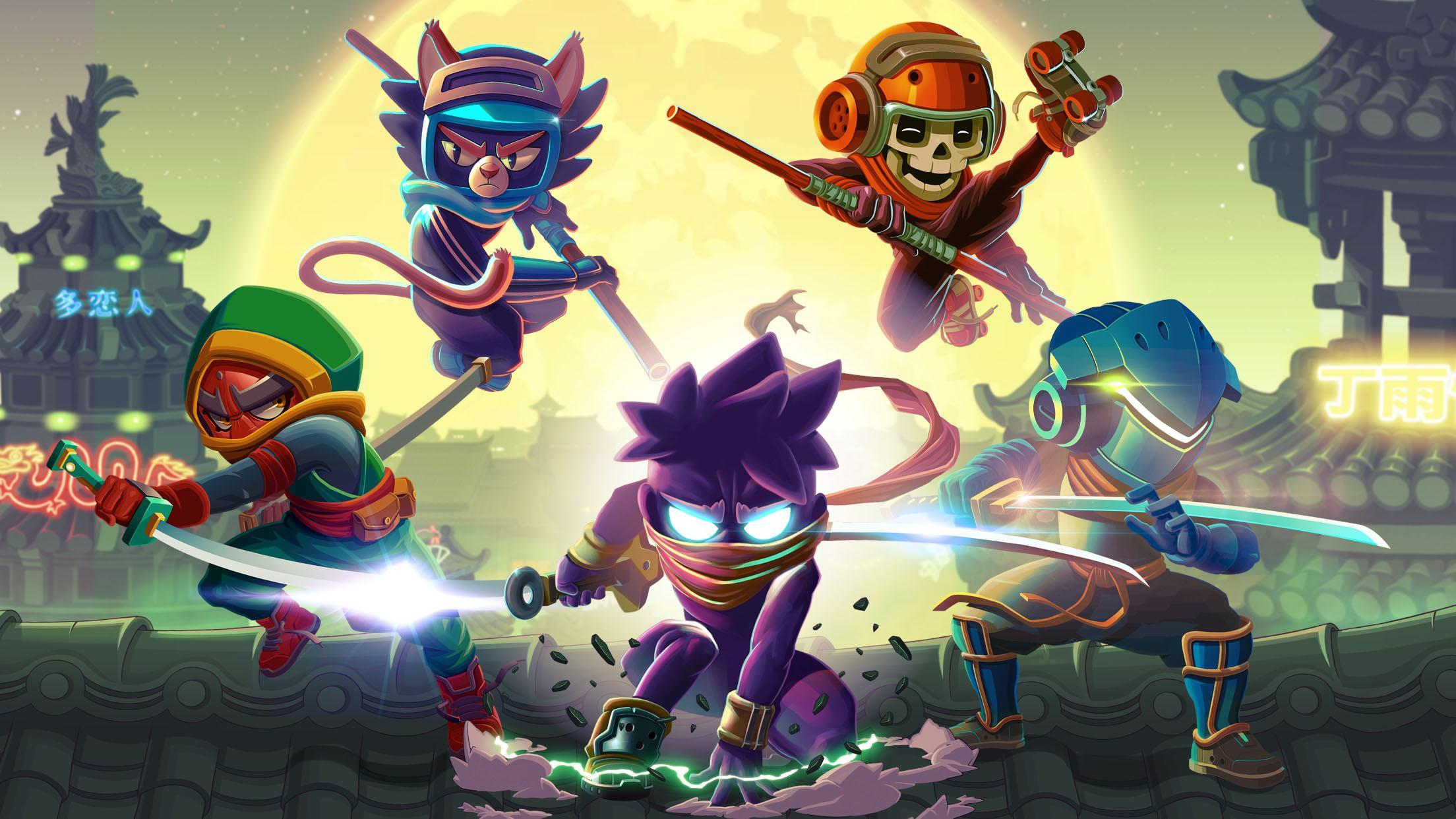 Ninja Dash Run - Epic Arcade Offline Games 2020 1.4.2 Screenshot 1