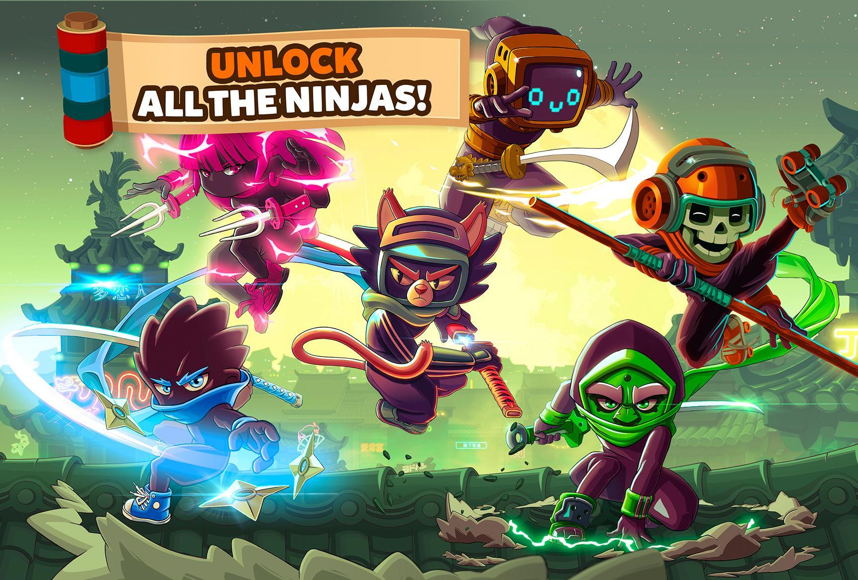 Ninja Dash Run - Epic Arcade Offline Games 2020 1.4.2 Screenshot 3