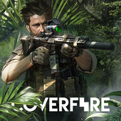 Cover Fire Offline Shooting Games app icon