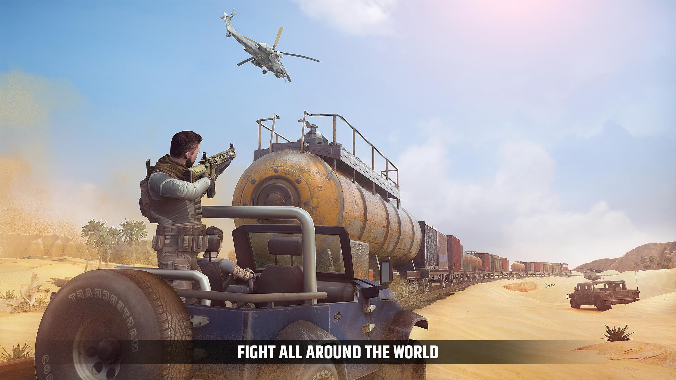 Cover Fire Offline Shooting Games 1.21.1 Screenshot 21