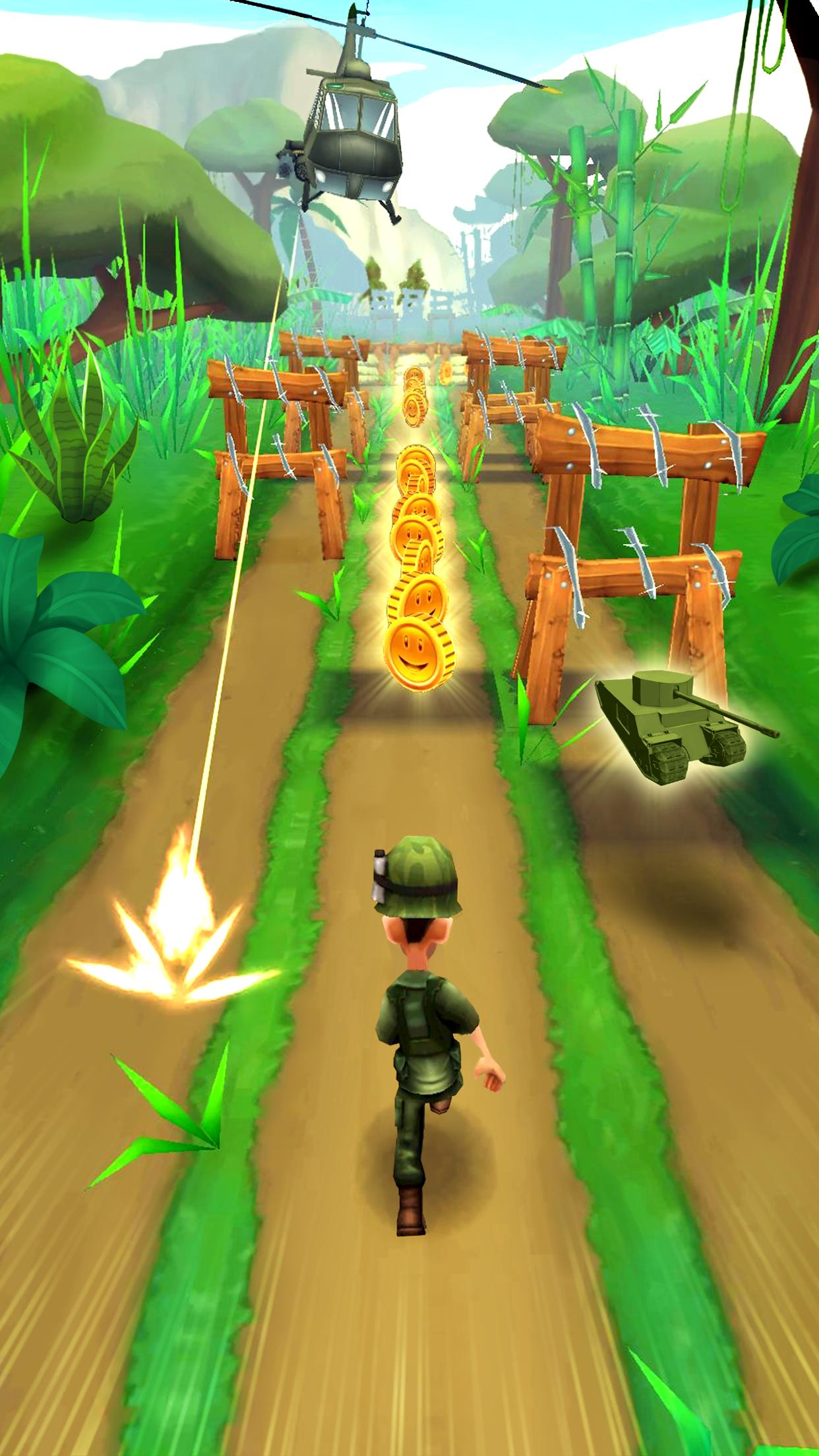 Run Forrest Run - New Games 2020: Running Games 1.6.4 Screenshot 4