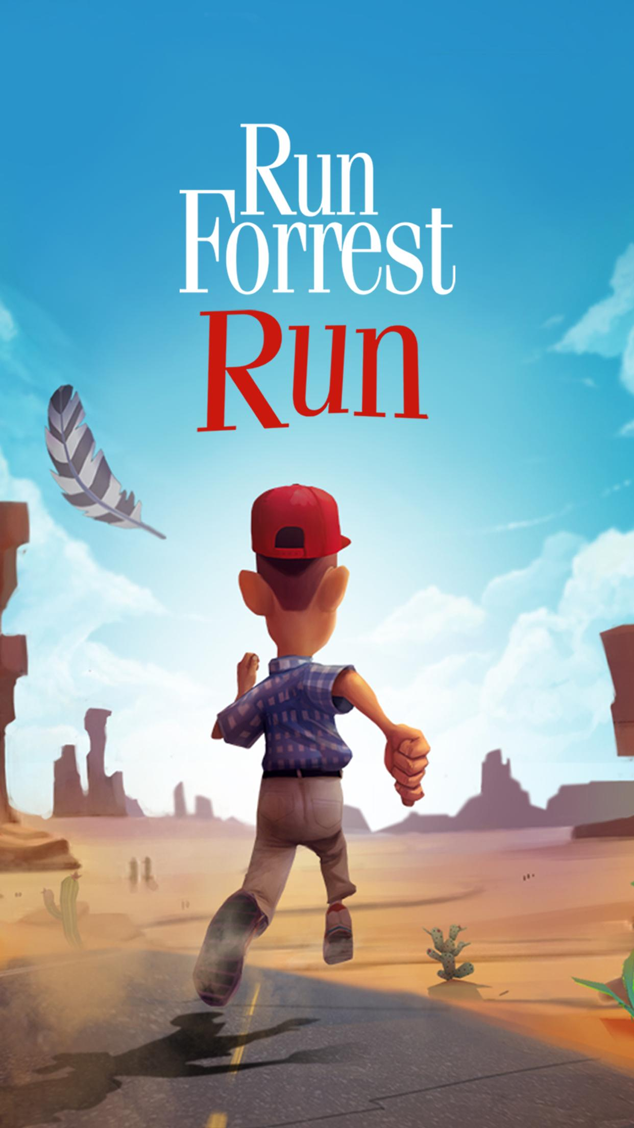 Run Forrest Run - New Games 2020: Running Games 1.6.4 Screenshot 6