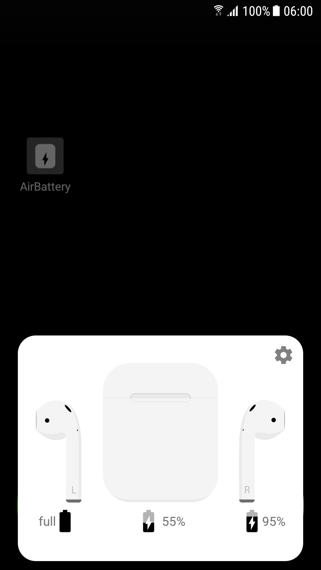 AirBattery 1.1.4 Screenshot 2