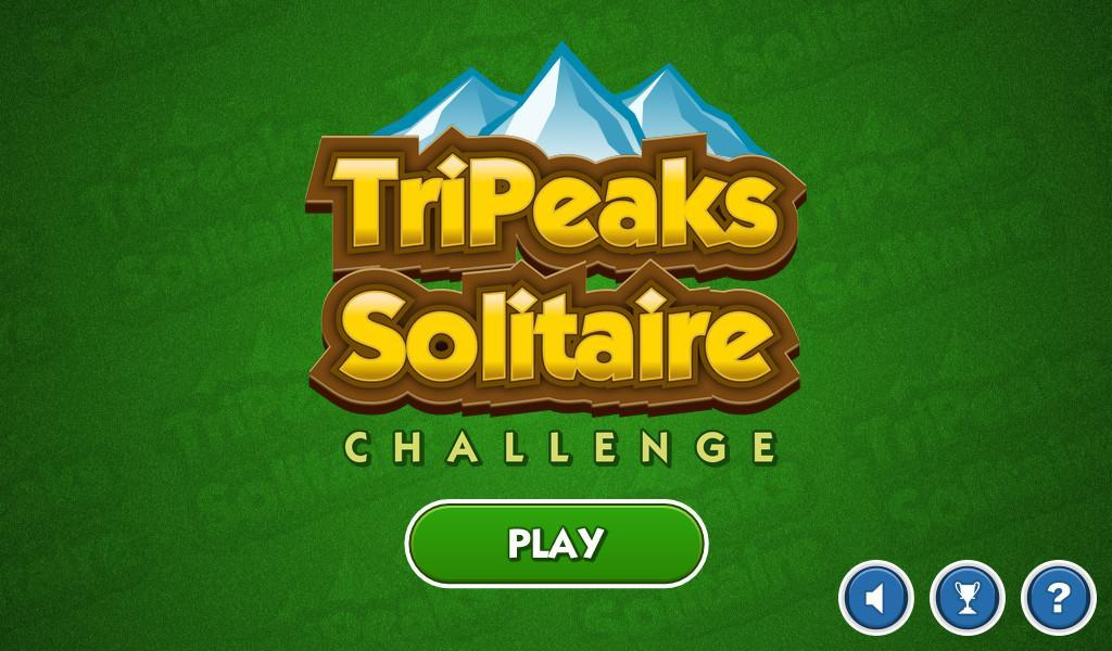 TriPeaks Solitaire Challenge 1.3.15 Screenshot 2