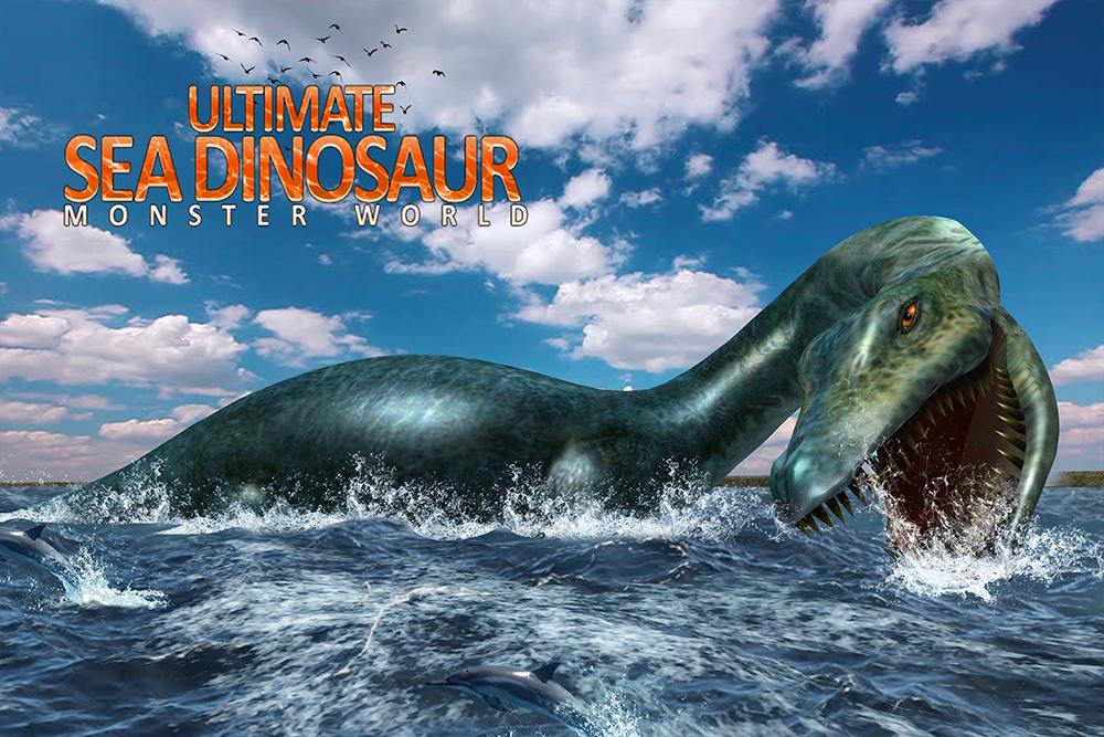 Ultimate Sea Dinosaur Monster: Water World Game 1.2 Screenshot 15