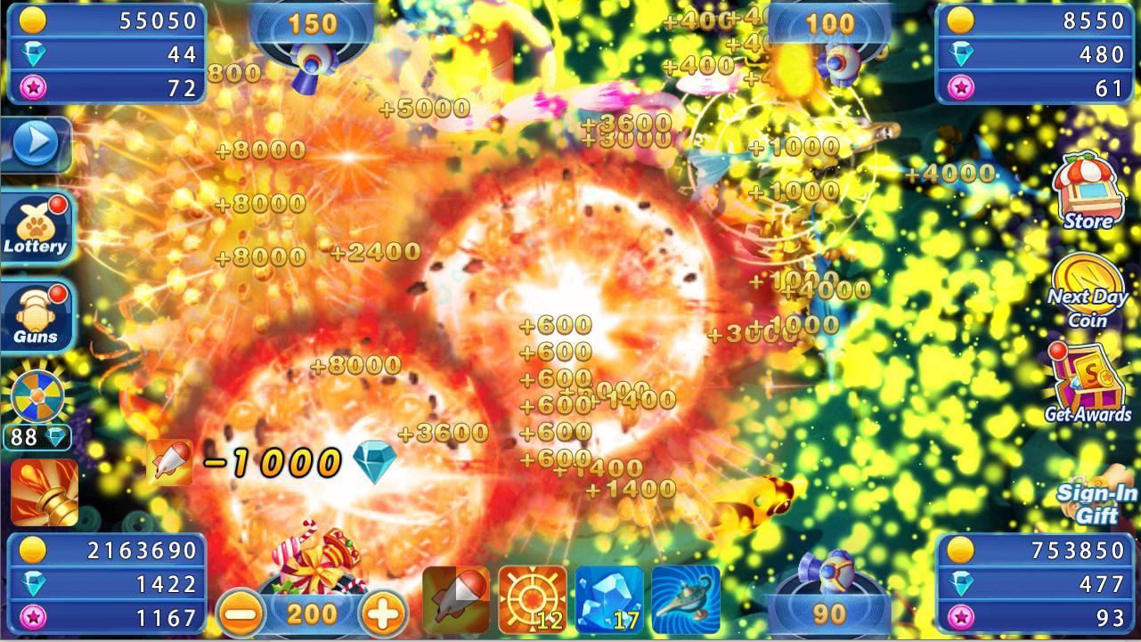 BanCa Fishing - Big Fish Game 1.49 Screenshot 1
