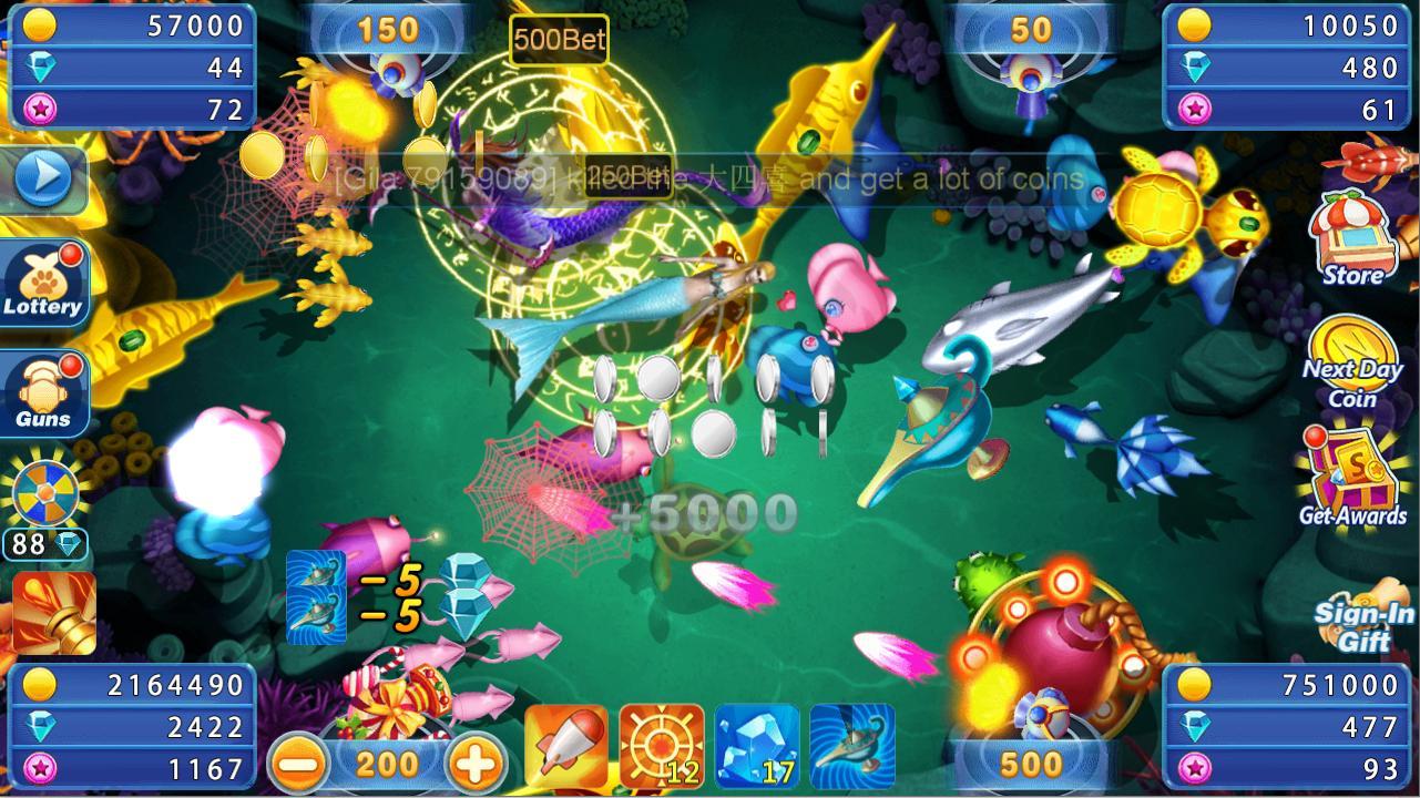 BanCa Fishing - Big Fish Game 1.49 Screenshot 11