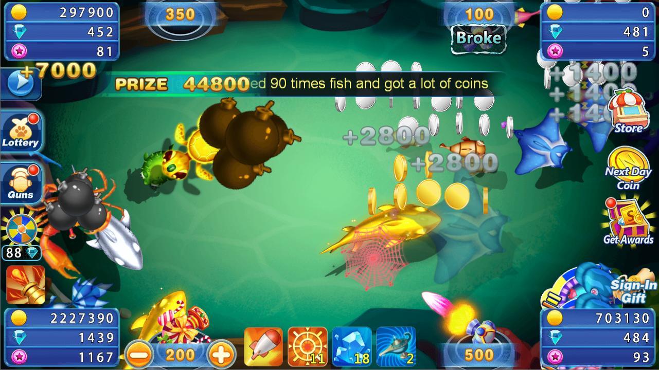 BanCa Fishing - Big Fish Game 1.49 Screenshot 13