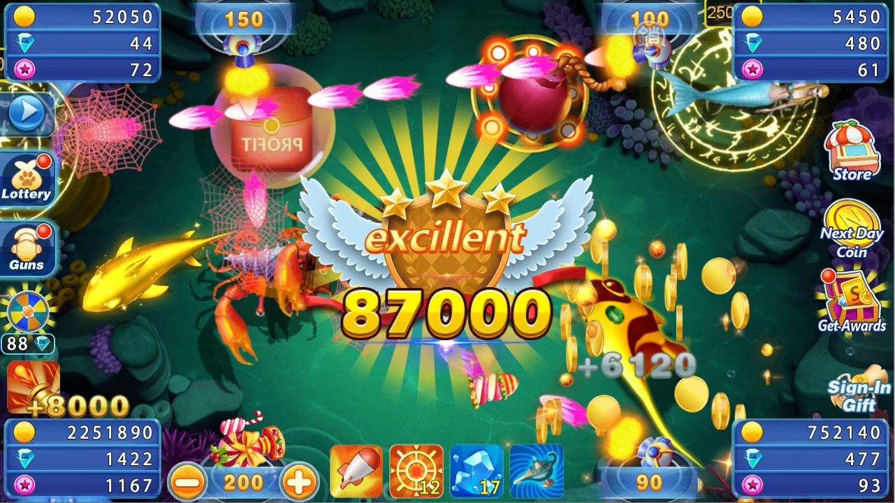 BanCa Fishing - Big Fish Game 1.49 Screenshot 2